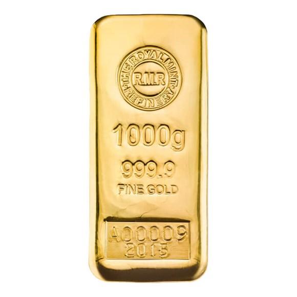 1 kilo guld, tacka från Royal Mind