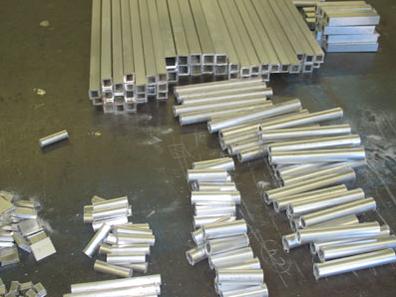 Aluminium Metall