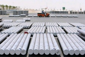 Aluminium ready from producers