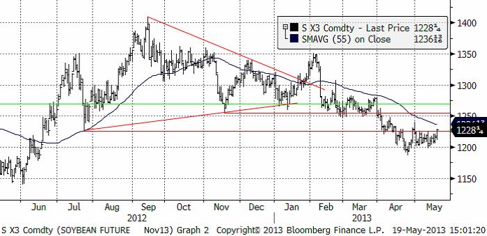 Analys på sojapriset för investerare