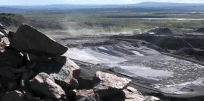 LKAB hittar apatit i avloppsvattnet från gruva