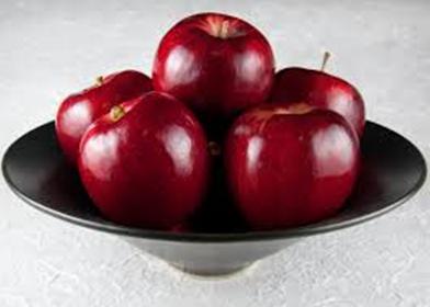Äpplen som inte blivit äppeljuicekoncentrat