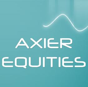Teknisk analys på guld från Axier Equities