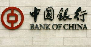 Bank of China - Gold
