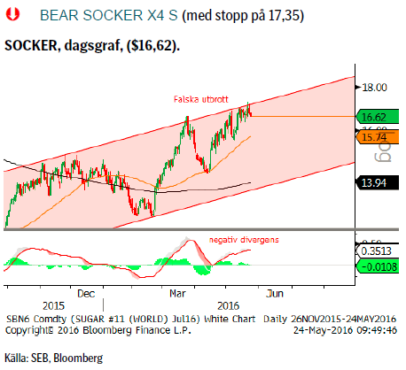 BEAR SOCKER X4 S (med stopp på 17,35)