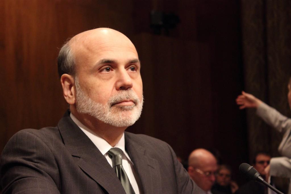 Ben Bernanke påverkar gold pris
