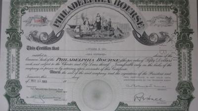 philadelphia-bourse-aktiebrev-ravarubors.png