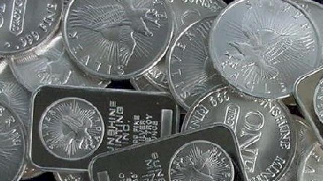 vad används silver till
