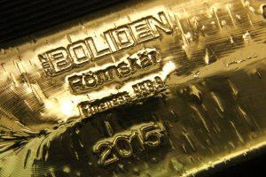 Guldtacka från Boldiden, Rönnskär