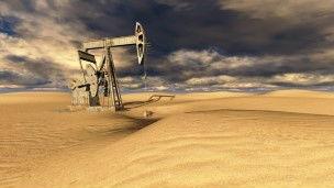 Besvärlig sommar för oljan