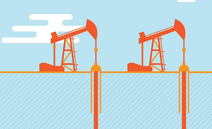 Borrar olja med ny teknologi