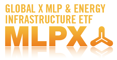 Bra ETF-fond, Global X MLP & Energy Infrastructure