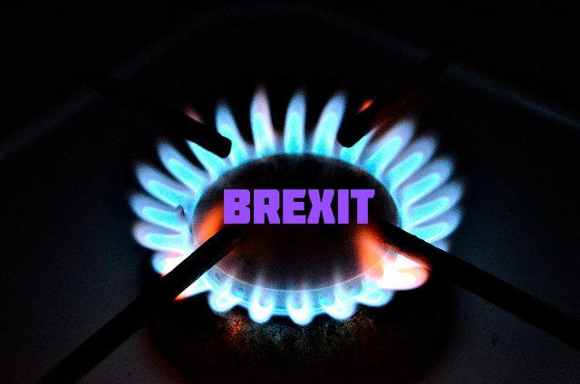 Brexit-gas