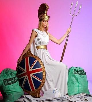 Britannia Royal Mint ökar produktionen av silvermynt