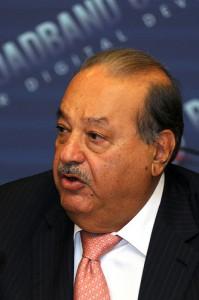 Carlos Slim köper en guldgruva och silvergruva