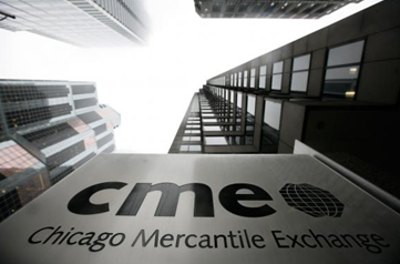 Chicago Mercantile Exchange, börsen för råvaror