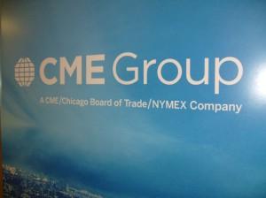 CME Group för samtal med råvaruhandlare