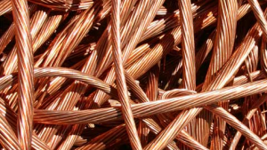 Copper - Exchange traded metal