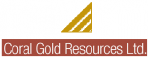 Coral Gold Resources logo