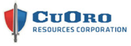 CuOro Resources logo