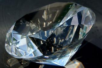 En skinande framtid för diamanter