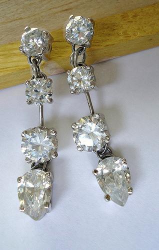 Diamantsmycke stiger i pris