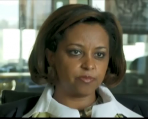 Eleni Gabre Madhin - VD för Etiopiens råvarubörs