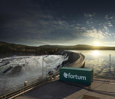 Energilagring vid vattenkraftverk