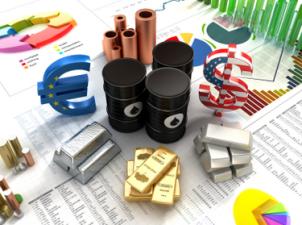 De 10 mest populära ETF-fonderna inom råvarusektorn