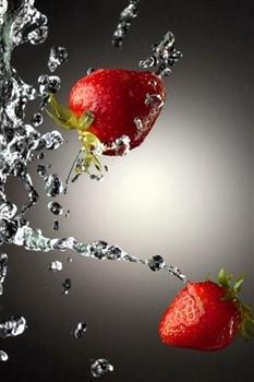 Fräsha svenska jordgubbar