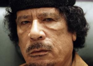 Revolutionen i Libyen mot Gaddafi påverkar oljepriset
