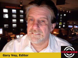 Gary Vey, editor at Viewzone