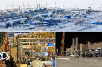 Olja och naturgas stod för 68 procent av Rysslands exportintäkter 2013