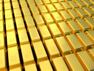 Gold bars - Where are they?