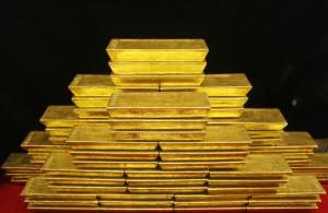 Prognos säger att priset på guld stiger