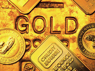 Gold, a precious metal