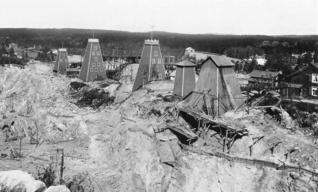 Gruva i Grängesberg
