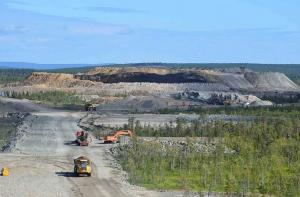 Gruvbolaget Northland Resources förbereder för produktion av järnmalm till lägre pris