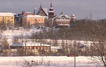 Gruvboom i Kiruna leder till bostadsbrist