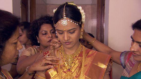 Guld i Indien för Dhanterasfestivalen