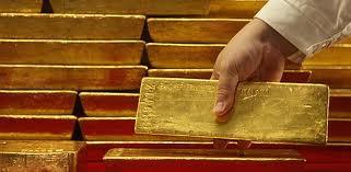 Fördelningen av guld oktober 2011