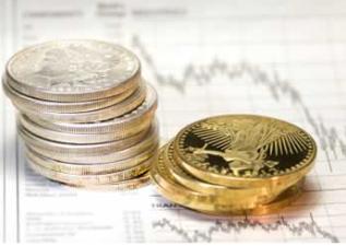 Vad säger förhållandet mellan guld och silver?