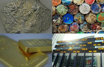 En djupdykning i råvarumarknaden