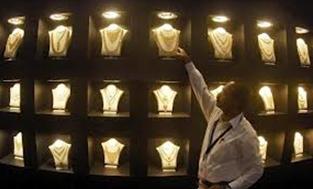 Indiens hunger efter guld skapar betydande handelsunderskott