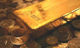 Guldkursen går mot 1200 dollar