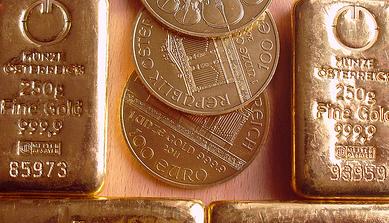 Vad händer med guldpriset?