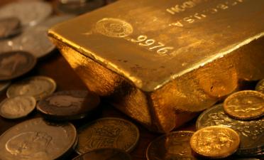 Centralbanker kan skapa guldrally