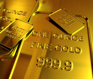 Guldtackor i 999.9 fine gold