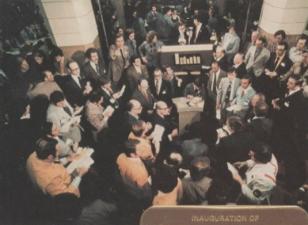 Fyrtio år av guldhandel