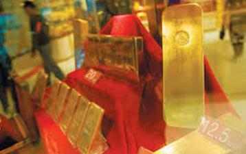 Kina startar swaphandel i guld